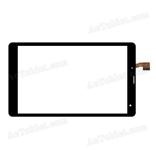ACE-GG7.0B-401FPC Digitizer Glass Touch Screen Replacement