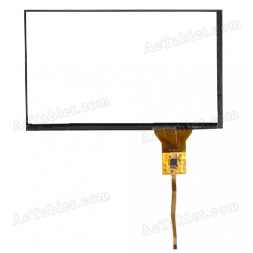 ZCC-2212 V1 FPC Digitizer Glass Touch Screen Replacement