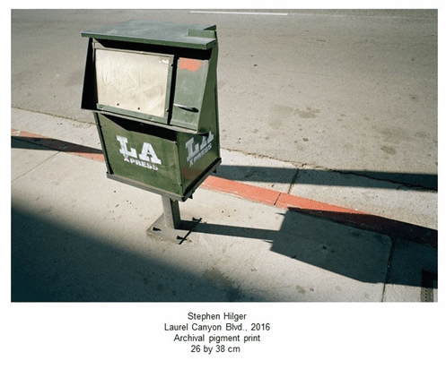 LOS ANGELES BOULEVARDS – Fotografie di Stephen Hilger