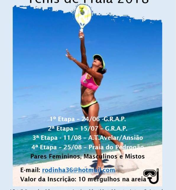 Circuito Social E Regional Ténis De Praia