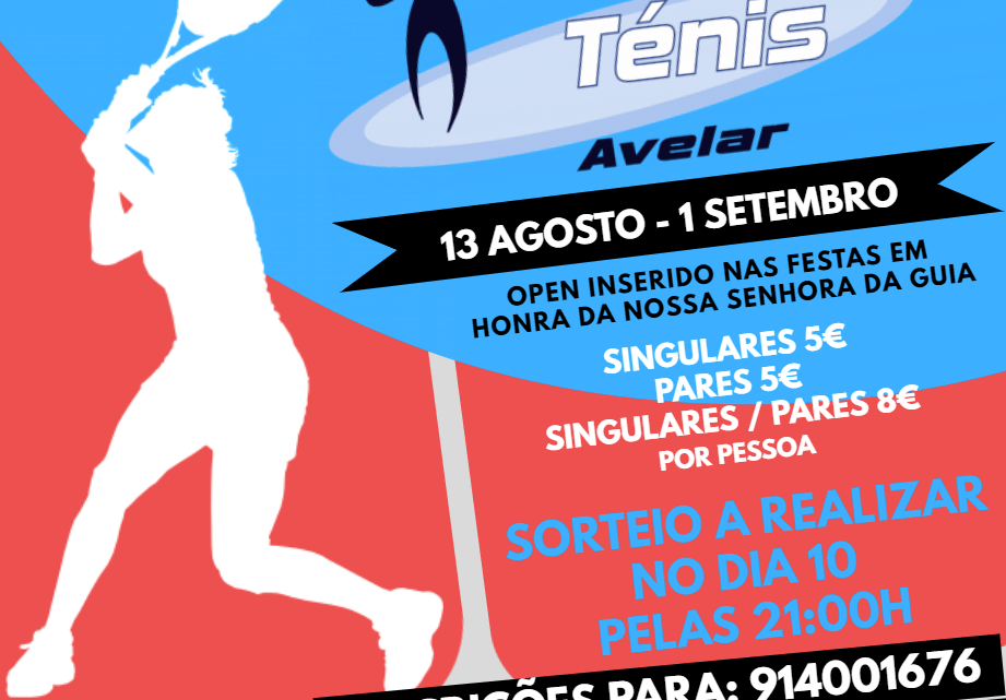 7º AVELAR OPEN – PENIM BAR