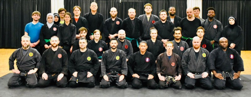 Bujinkan-Martial-Arts-Group