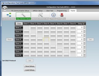 ACIL11 Interlock Controls Interface