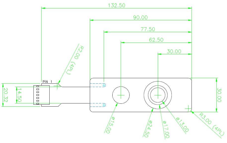 ACIL60-ACIL61 Traffic Lights DIAGRAM