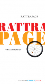 Rattrapage de Vincent Mondiot - Editions Actes Sud Junior