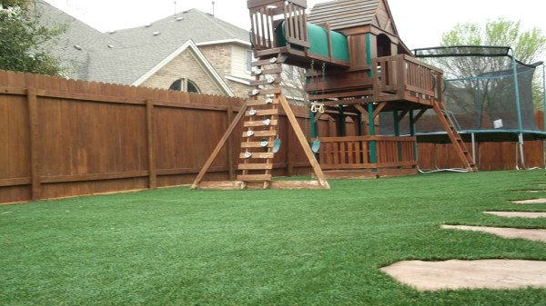 artificial turf attractive option