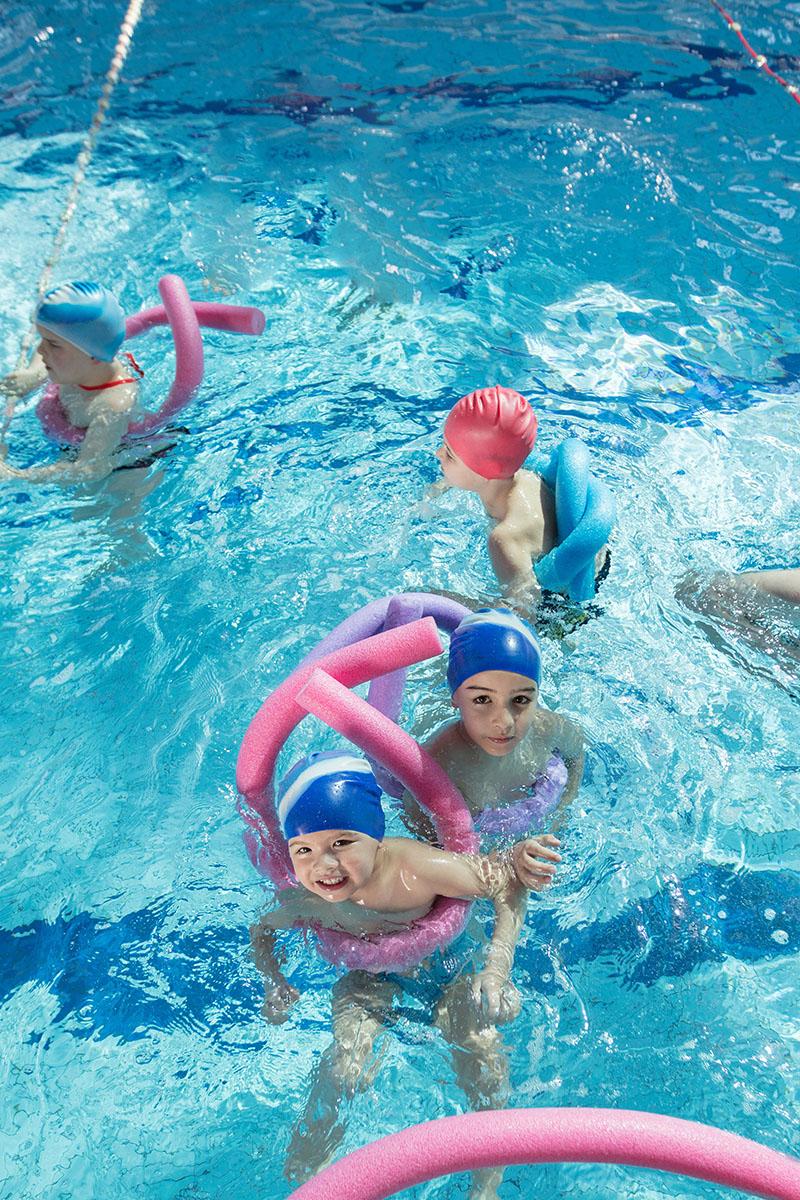 Cours de natation pour les enfants  Actiforme