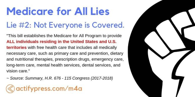 The Top 5 Lies About Medicare for All 8