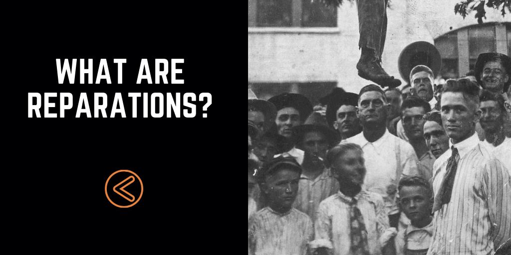 What Are Reparations?