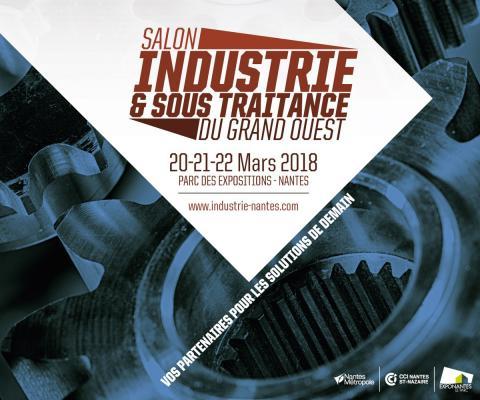ACTiLED participe au salon Industrie  Soustraitance Grand Ouest