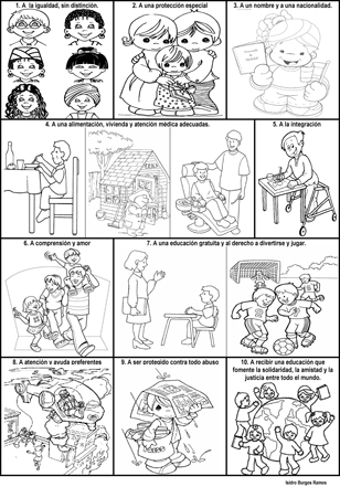 Derechos Del Niñoa Actiludis
