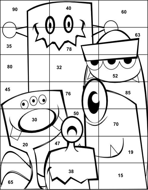 Sumas y Restas con decenas, unidades y números completos - Actiludis