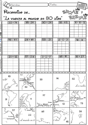 1º Itinerario