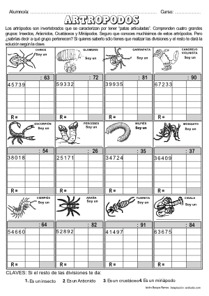 Dividendo Varias cifras y divisor 2 cifras 11
