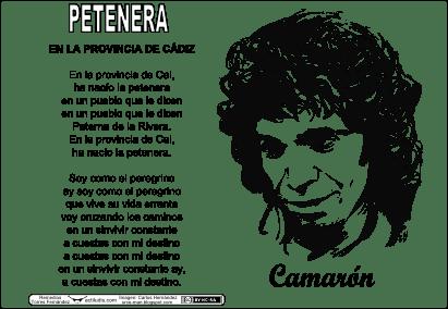 Petenera Camarón