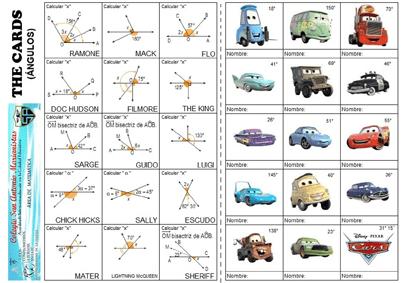 Angulos- Cars