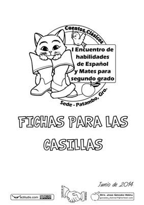 FICHAS PARA CASILLAS