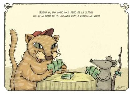 Gato-con-raton
