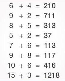 relaciones numéricas