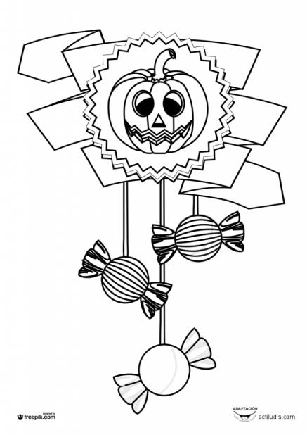 Calabazas de Halloween 03