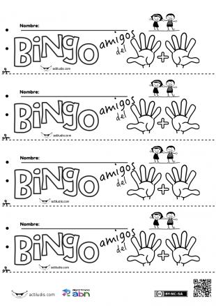 Bingo amigos del 10 01