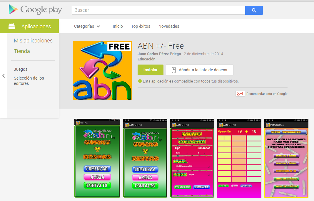 ABN Play Store
