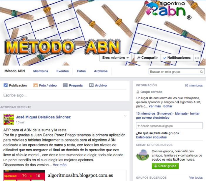 facebook método ABN