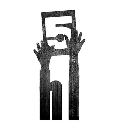 letra h número 5