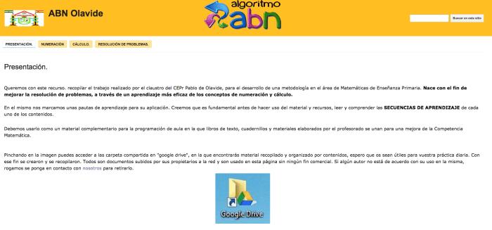 ABN Pablo de Olavide