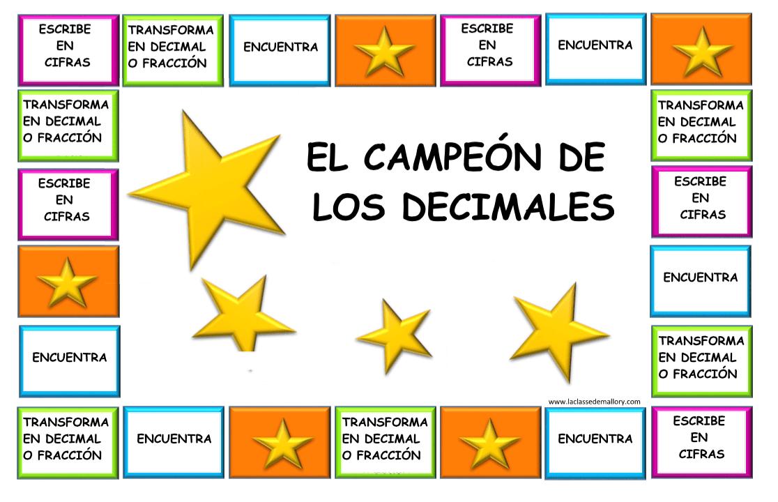 El Campeon De Los Decimales Actiludis