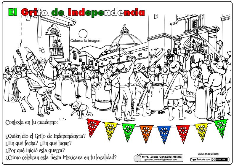 El Grito De La Independencia Actiludis