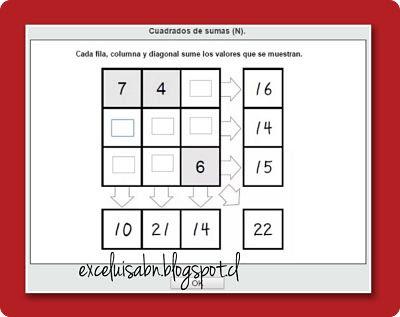 Juegos matemáticos Archivos - Actiludis