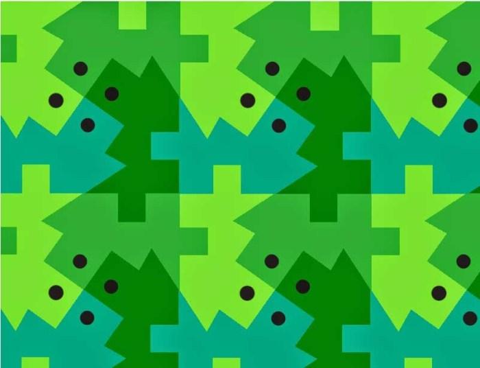 creación de mosaicos por traslación o rotación actiludis