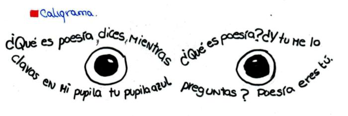 caligrama 4