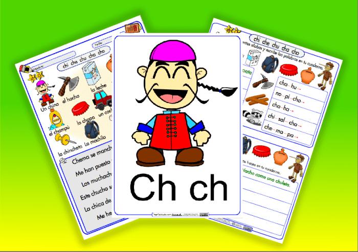 letra-ch