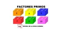 LEGO PRIMOS PORTADA