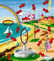 erroeres en la playa S