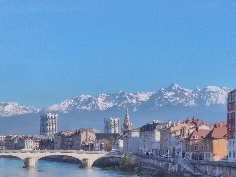 Appartement Grenoble Quartier Ile Verte