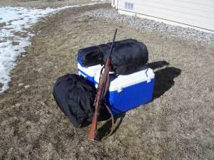 drop camp hunting