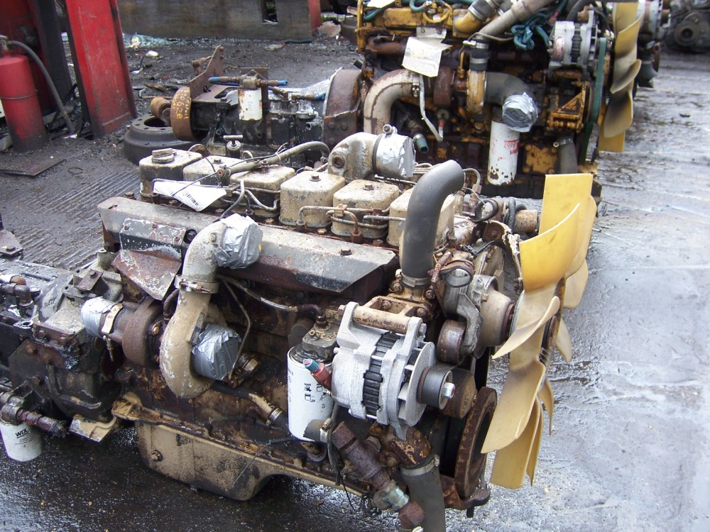 medium resolution of one used dodge cummins 5 9 6bt diesel engine used cummins diesel engines motors