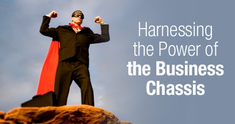 Business Coaching Article | Harnessing the Power of the Business Chassis