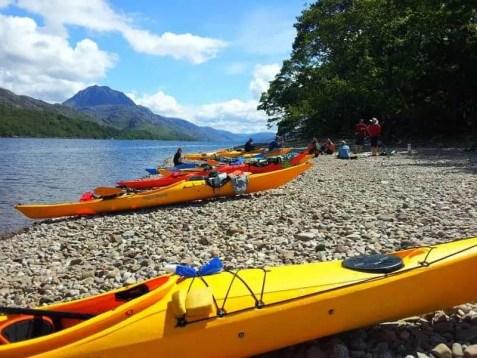 Scottish Sea Kayak – Introduction Course, 5 Days, Scotland