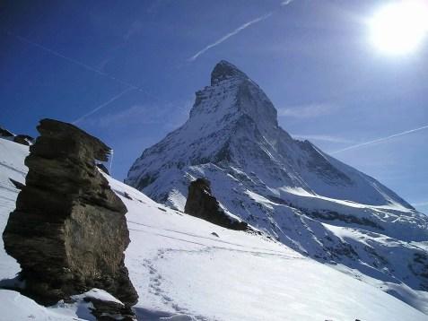 Europe Haute Route Ski Tour, 7 Days, Ski The Alps