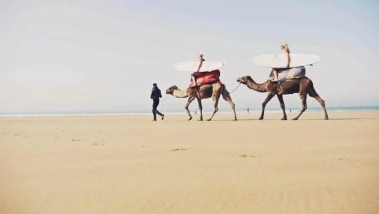 Yoga & Surf Morocco