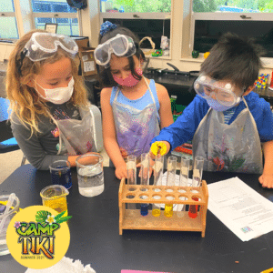 Lab experiments for kids