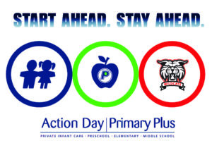 Start Ahead Stay Ahead Action Day Primary Plus