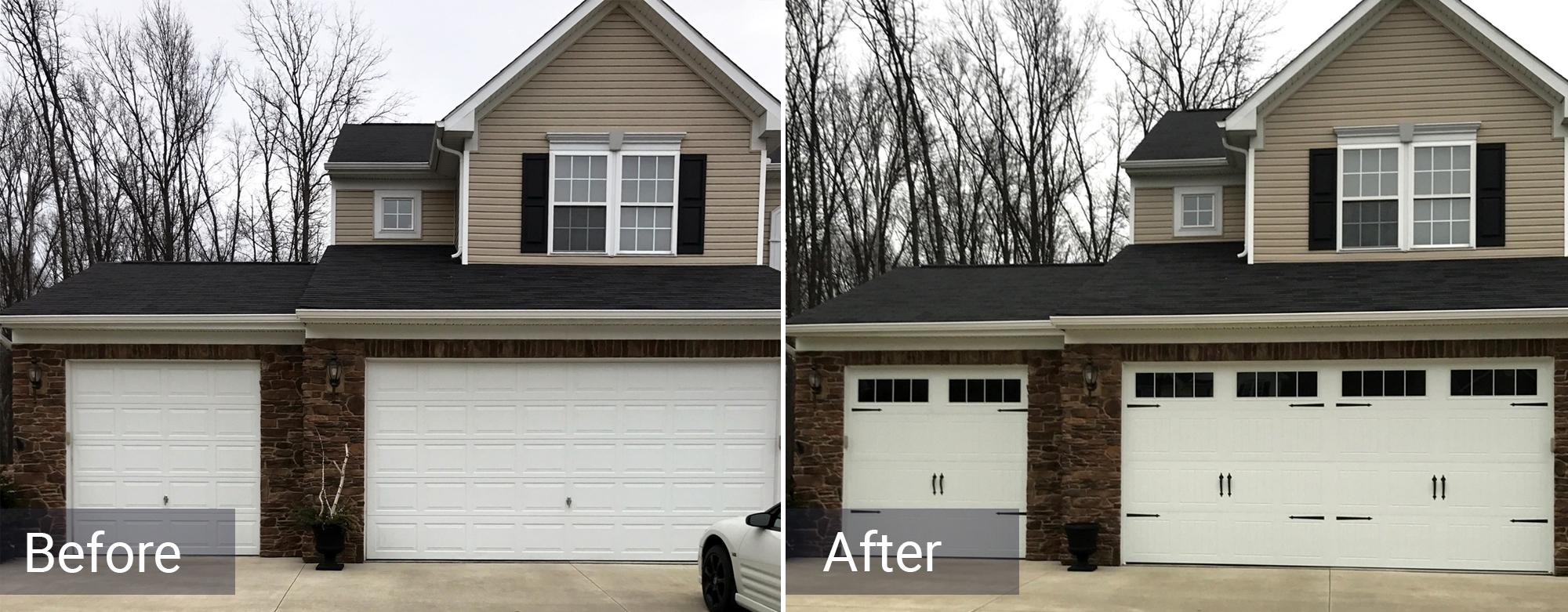 Residential Garage Door  Action Door and Window Elyria