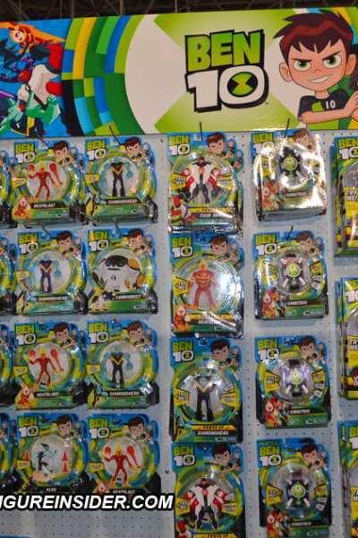 Ben 10 Toy Fair 2017