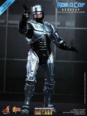 Hot Toys - RoboCop - RoboCop Collectible Figure_PR2