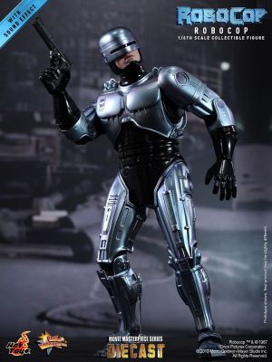 Hot Toys - RoboCop - RoboCop Collectible Figure_PR5